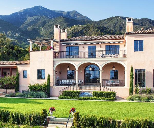 Montecito Classical Estate