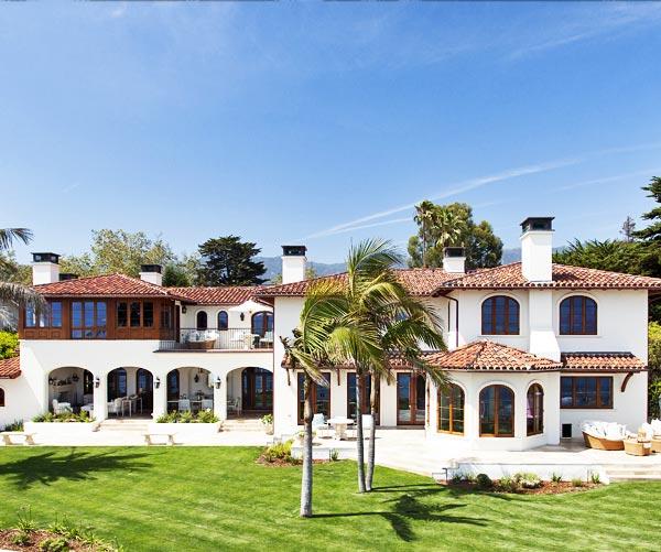 Montecito Oceanfront Villa