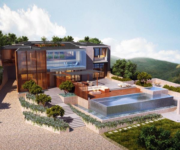 Pacific Palisades Estate