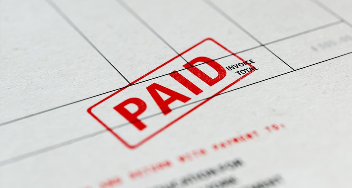 proper payment procedures in construction management