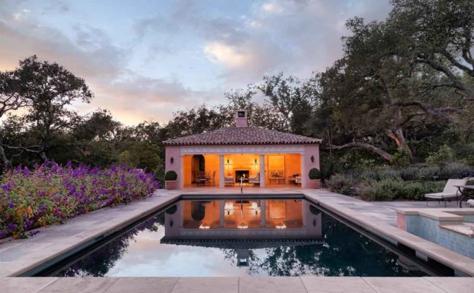 Montecito classical estate