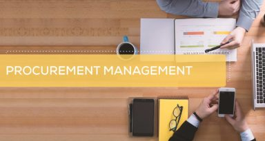 What is procurement in construction management?
