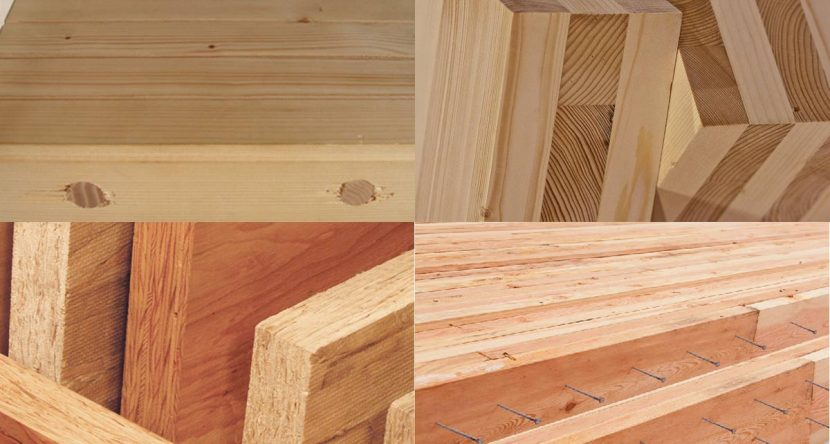 Types of Mass Timber