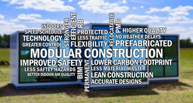 Benefits of Modular Construction