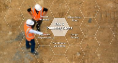 Top 5 Construction Project Planning Steps